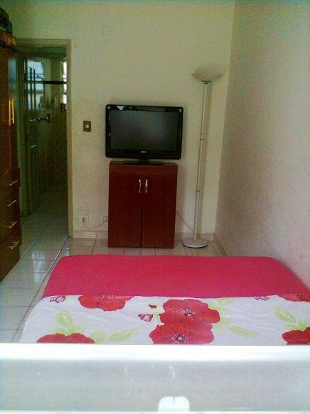 Dorm 02 ang 02 do apartamento com 2 dormitórios em CANTO DO FORTE - PRAIA GRANDE