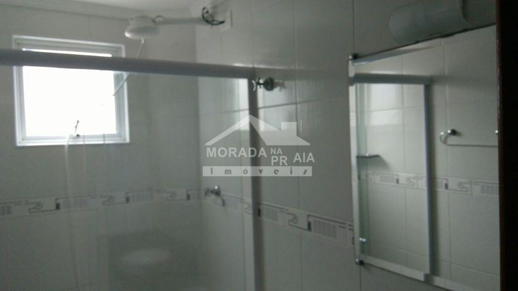 WC social ang 02 do apartamento com 2 dormitórios em CANTO DO FORTE - PRAIA GRANDE