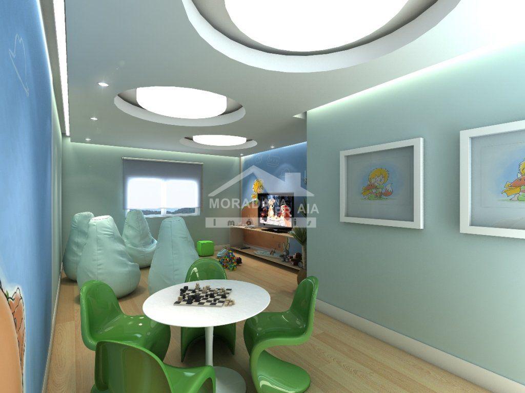 Salão de Festas do apartamento com 3 dormitórios em GUILHERMINA - PRAIA GRANDE