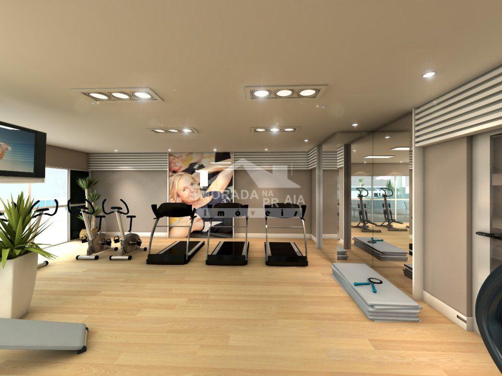 Academia do apartamento com 3 dormitórios em GUILHERMINA - PRAIA GRANDE