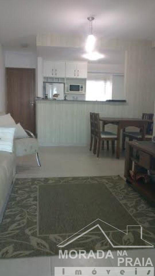 SALA ÂNGULO 1 do apartamento com 2 dormitórios em GUILHERMINA - PRAIA GRANDE