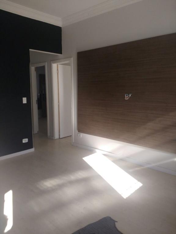 Sala do casa geminada com 2 dormitórios em AVIAÇÃO - PRAIA GRANDE