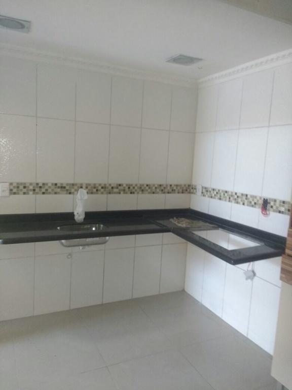 Cozinha ag 02 do casa geminada com 2 dormitórios em AVIAÇÃO - PRAIA GRANDE