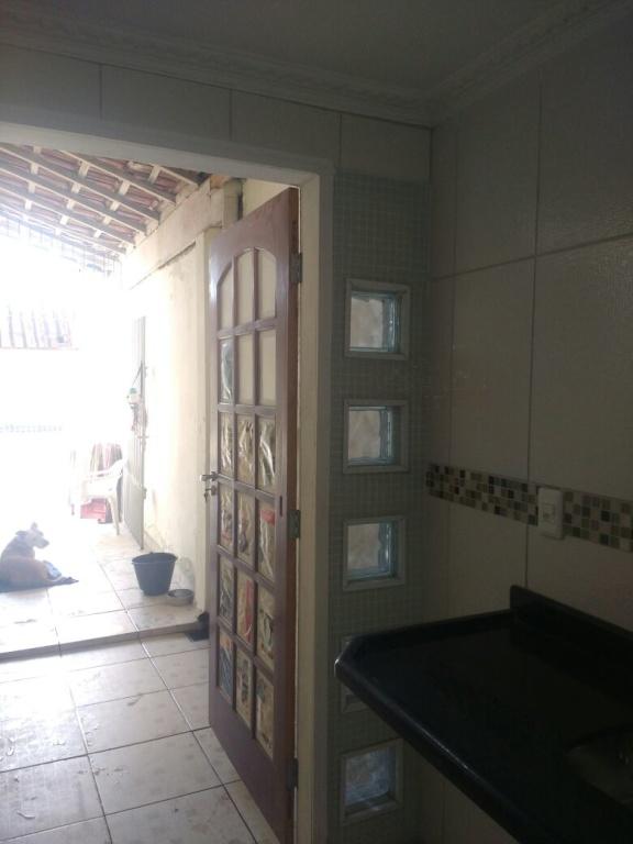Cozinha ang 04 do casa geminada com 2 dormitórios em AVIAÇÃO - PRAIA GRANDE