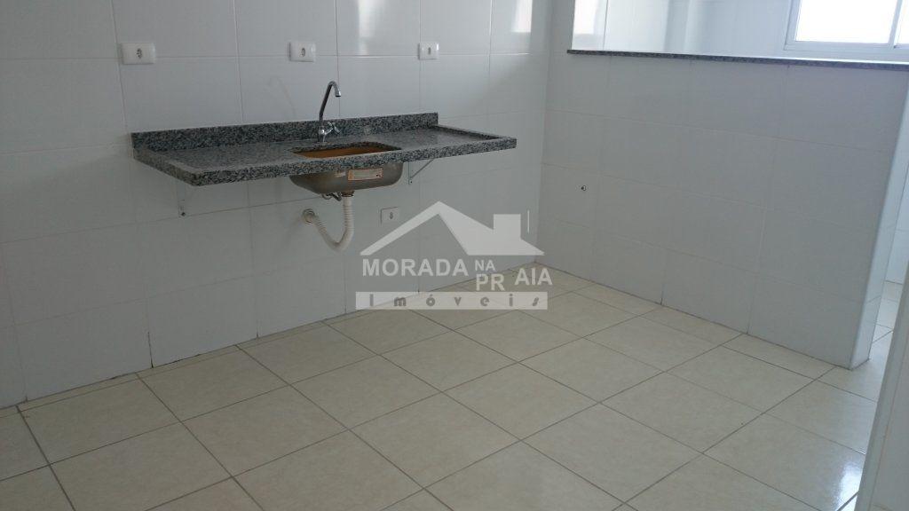 Cozinha do apartamento com 3 dormitórios em AVIAÇÃO - PRAIA GRANDE