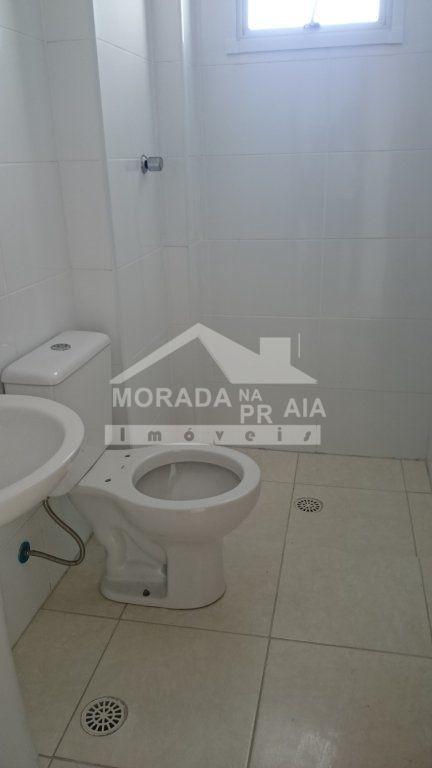 WC suíte 01 do apartamento com 3 dormitórios em AVIAÇÃO - PRAIA GRANDE