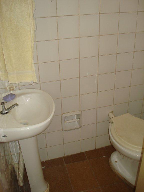 WC externo do casa geminada com 3 dormitórios em BOQUEIRÃO - PRAIA GRANDE