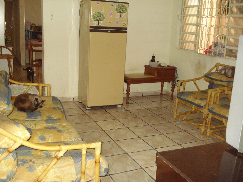 Sala ang 02 do casa geminada com 3 dormitórios em BOQUEIRÃO - PRAIA GRANDE