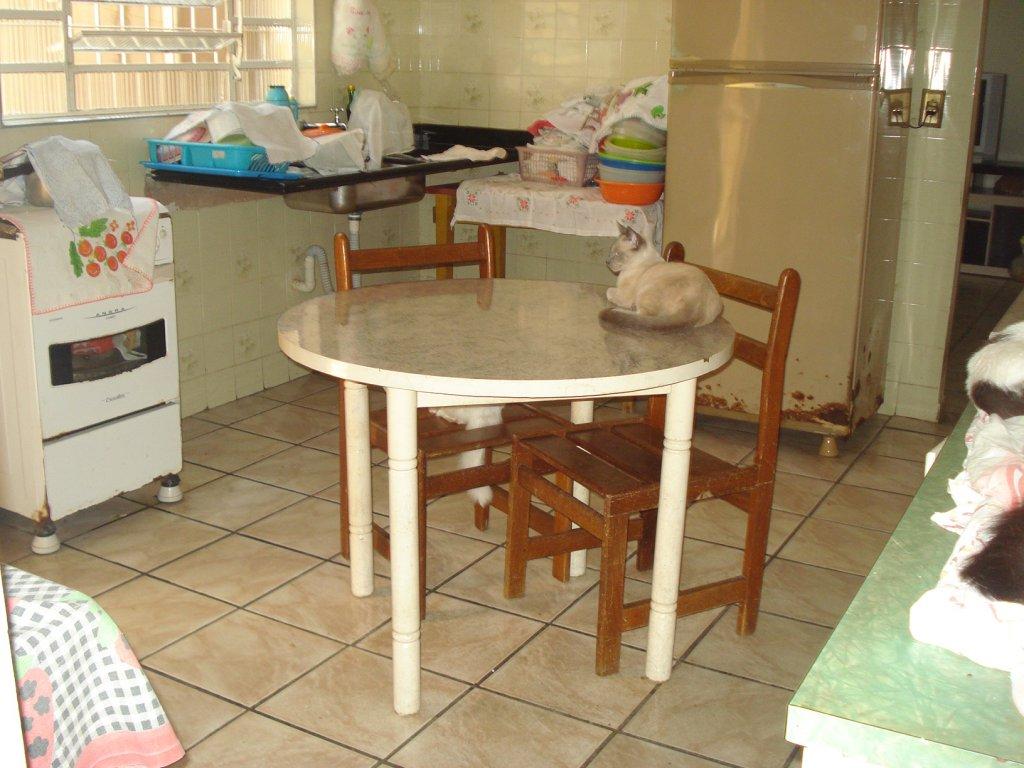 Cozinha ang 02 do casa geminada com 3 dormitórios em BOQUEIRÃO - PRAIA GRANDE