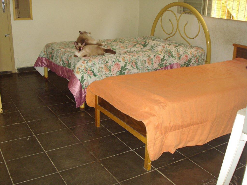 Dormitório 02 do casa geminada com 3 dormitórios em BOQUEIRÃO - PRAIA GRANDE