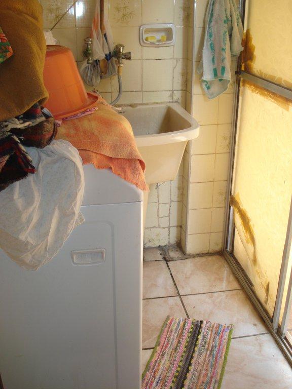 Área de serviço do casa geminada com 3 dormitórios em BOQUEIRÃO - PRAIA GRANDE