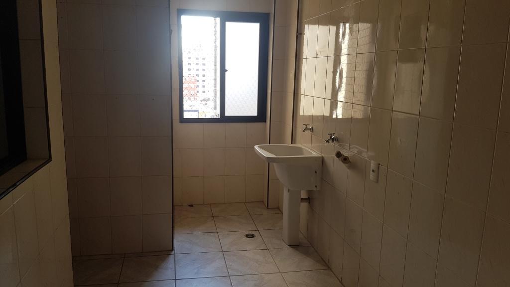 Área de serviço do apartamento com 4 dormitórios em CANTO DO FORTE - PRAIA GRANDE