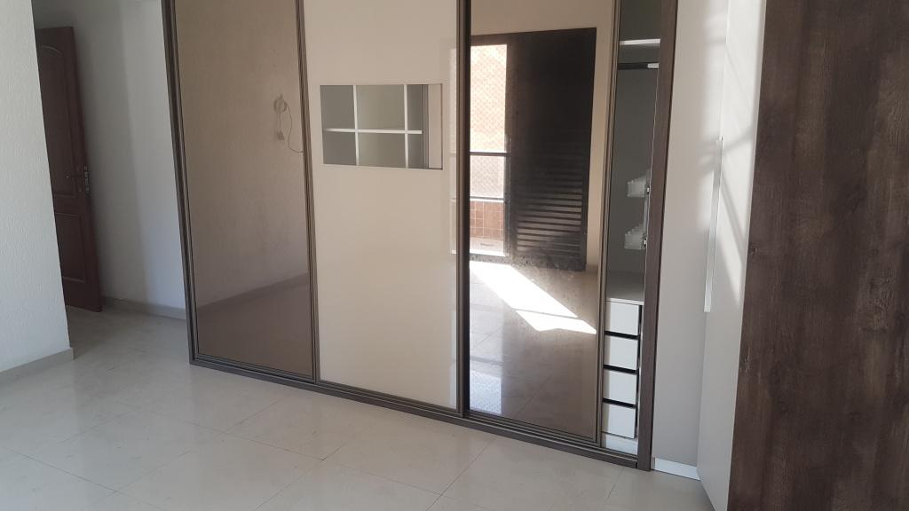 Suíte 02 ang 03 do apartamento com 4 dormitórios em CANTO DO FORTE - PRAIA GRANDE