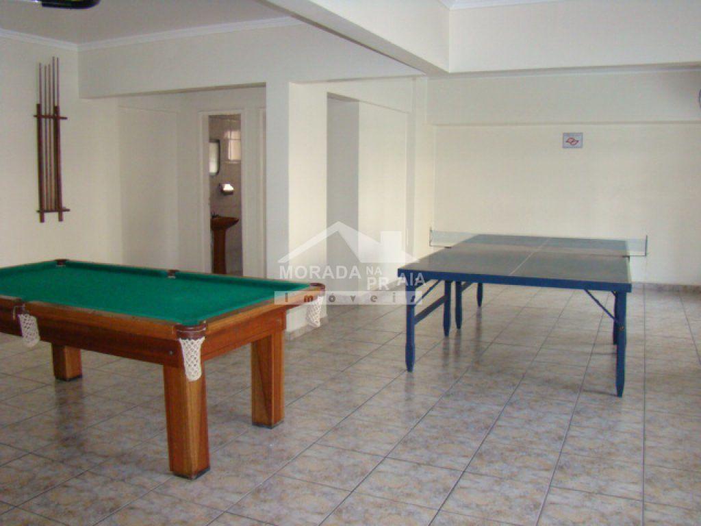 Salão de Jogos do apartamento com 1 dormitórios em TUPI - PRAIA GRANDE