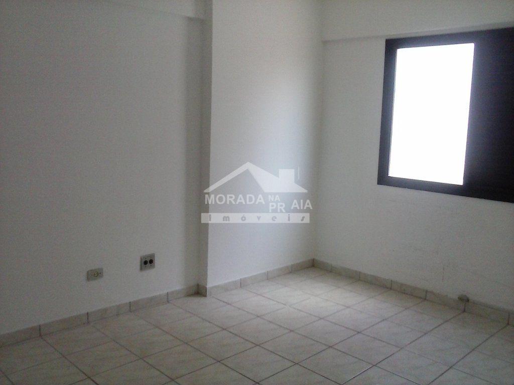 Dormitório  do apartamento com 1 dormitórios em TUPI - PRAIA GRANDE