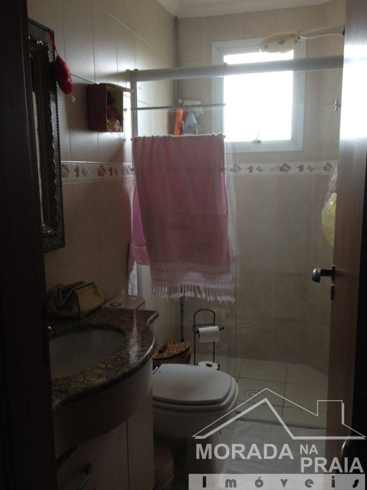 WC SUÍTE 2 do apartamento com 4 dormitórios em CANTO DO FORTE - PRAIA GRANDE