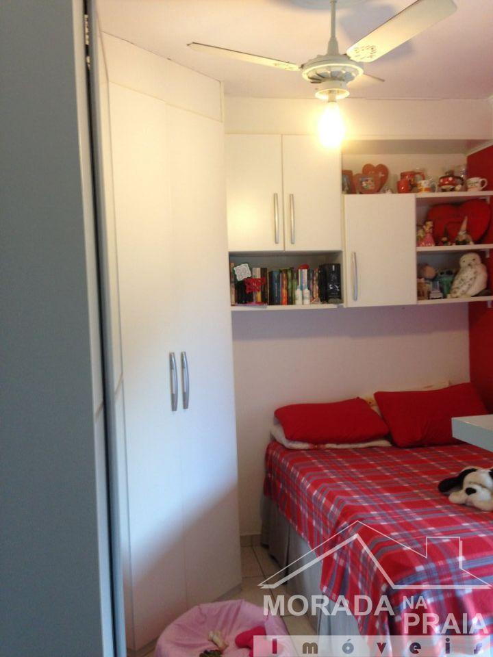 SUÍTE do apartamento com 4 dormitórios em CANTO DO FORTE - PRAIA GRANDE