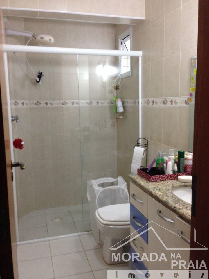 WC SUITE 3 do apartamento com 4 dormitórios em CANTO DO FORTE - PRAIA GRANDE