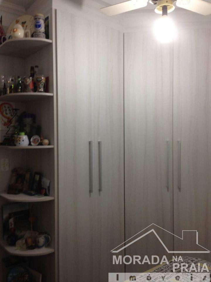 SUÍTE 4 do apartamento com 4 dormitórios em CANTO DO FORTE - PRAIA GRANDE