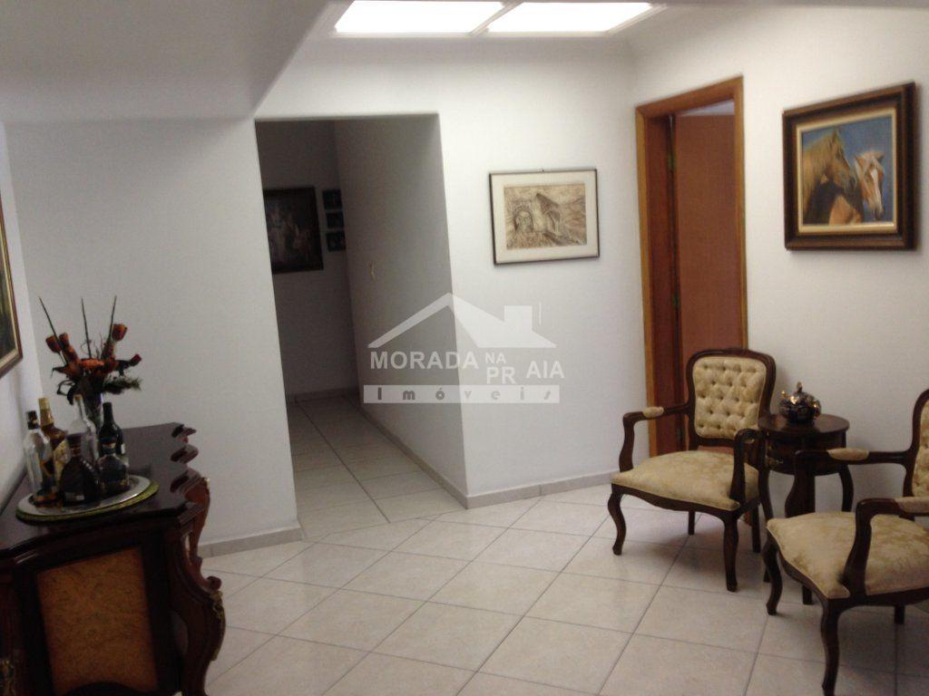 SALA DE ESTAR do apartamento com 4 dormitórios em CANTO DO FORTE - PRAIA GRANDE