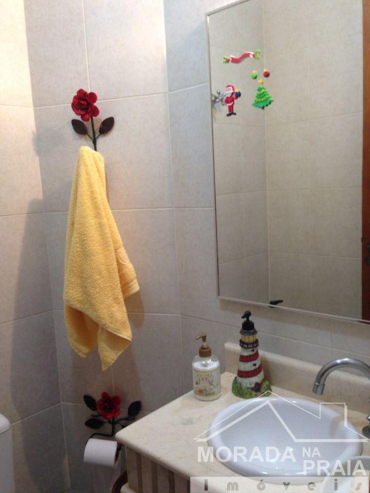 WC SUÍTE 3 do apartamento com 4 dormitórios em CANTO DO FORTE - PRAIA GRANDE
