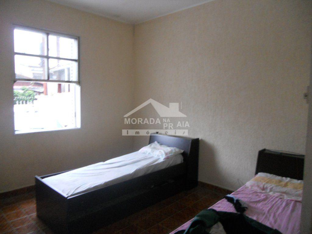 DORMITÓRIO do casa isolada com 2 dormitórios em BOQUEIRÃO - PRAIA GRANDE