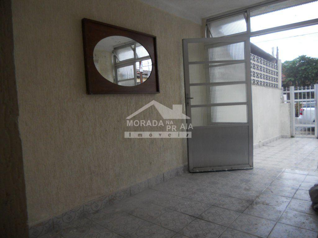 QUINTAL/GARAGEM do casa isolada com 2 dormitórios em BOQUEIRÃO - PRAIA GRANDE
