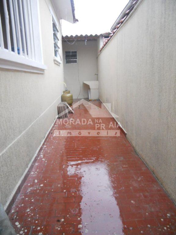 QUINTAL do casa isolada com 2 dormitórios em BOQUEIRÃO - PRAIA GRANDE