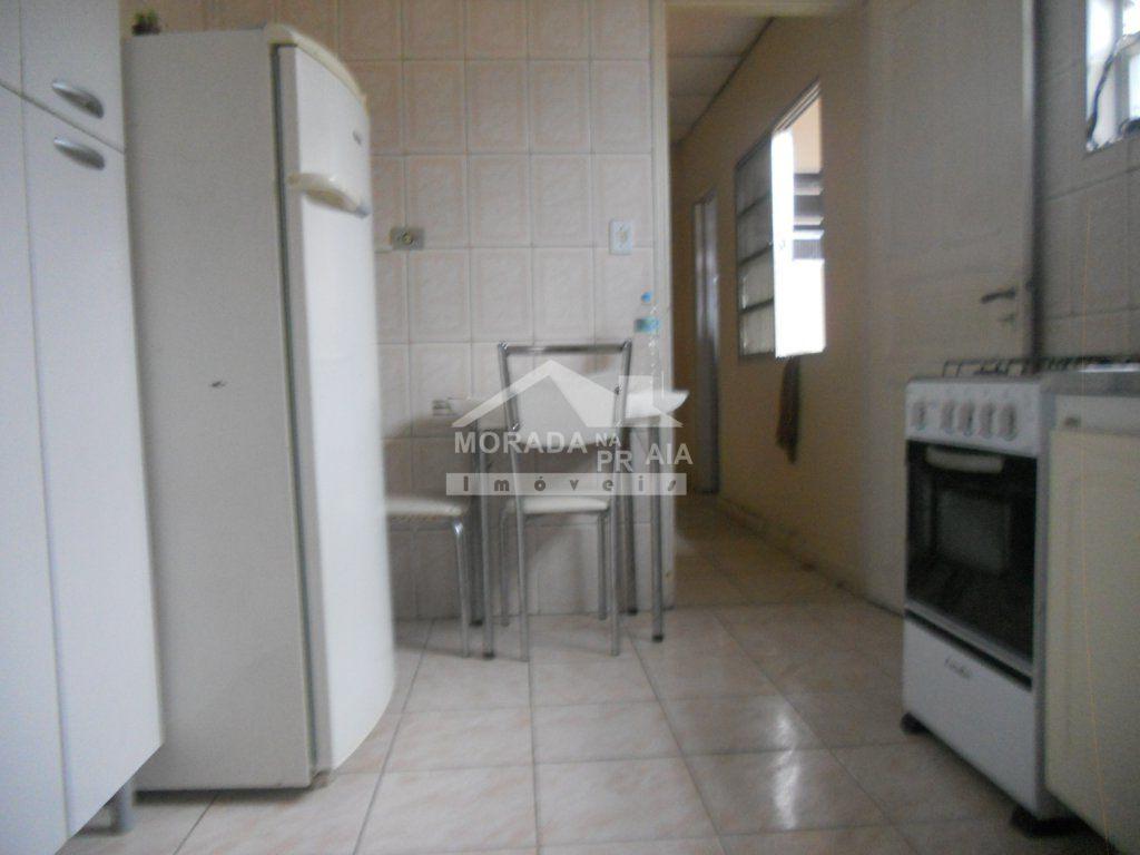 COZINHA do casa isolada com 2 dormitórios em BOQUEIRÃO - PRAIA GRANDE