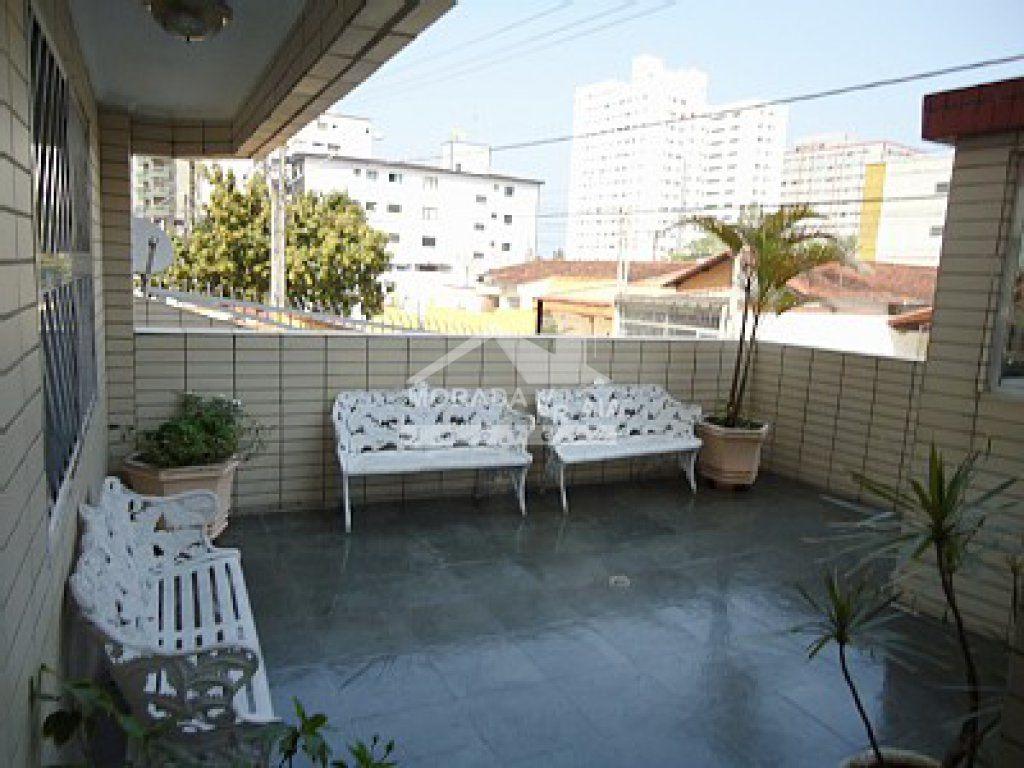 Área comum do apartamento com 1 dormitórios em AVIAÇÃO - PRAIA GRANDE
