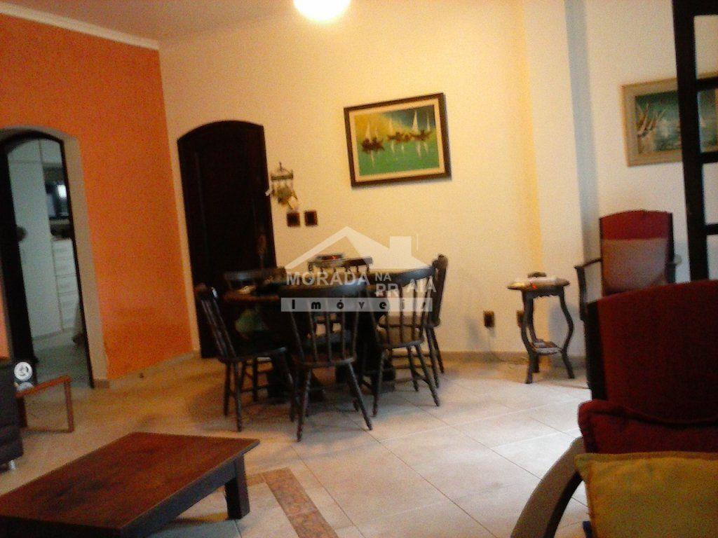 Sala ang 3 do casa isolada com 3 dormitórios em CANTO DO FORTE - PRAIA GRANDE