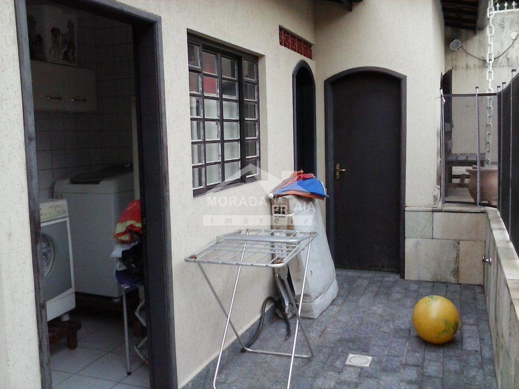 Ediculo do casa isolada com 3 dormitórios em CANTO DO FORTE - PRAIA GRANDE