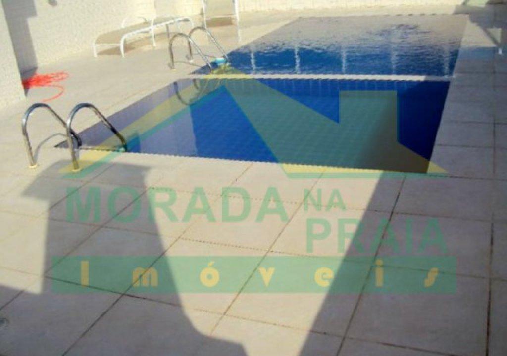 Piscina ang 02 do apartamento com 2 dormitórios em CANTO DO FORTE - PRAIA GRANDE