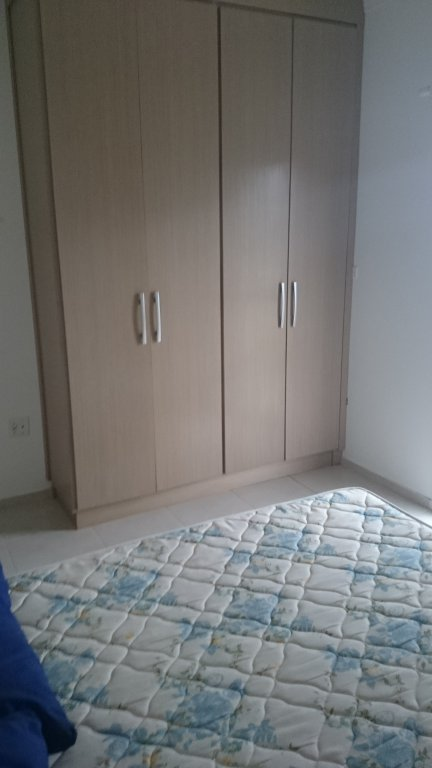 Suíte ang 02 do apartamento com 2 dormitórios em CANTO DO FORTE - PRAIA GRANDE