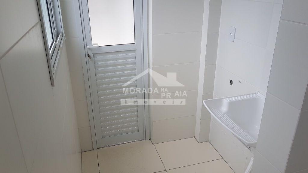 Área de serviço do apartamento com 1 dormitórios em CANTO DO FORTE - PRAIA GRANDE