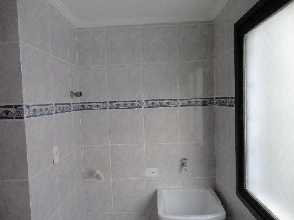 Lavanderia do apartamento com 1 dormitórios em OCIAN - PRAIA GRANDE