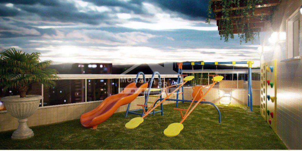 Playground do apartamento com 2 dormitórios em Vila Tupi - Praia Grande