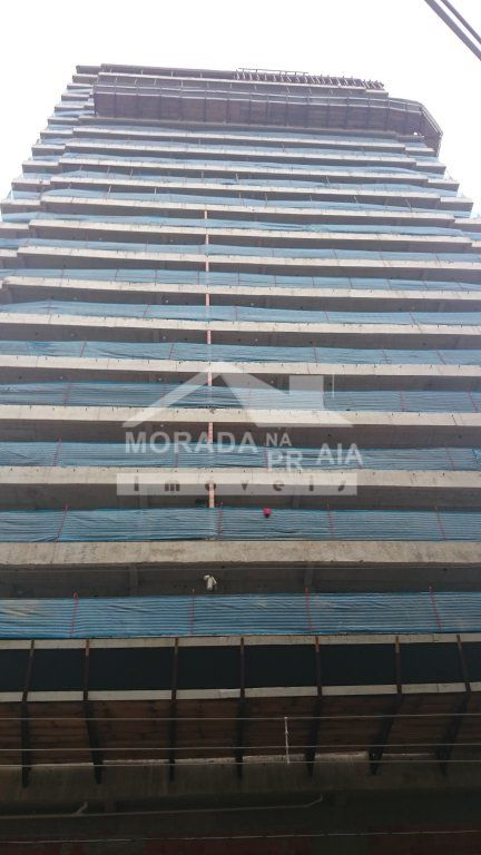 Fachada 23/07-15 do apartamento com 2 dormitórios em Vila Tupi - Praia Grande