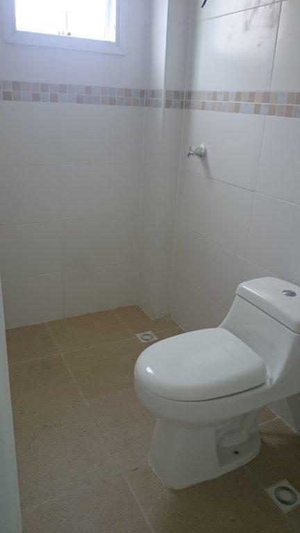 WC social ang 02 do apartamento com 1 dormitórios em AVIAÇÃO - PRAIA GRANDE