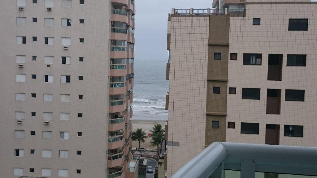Vista do apartamento com 1 dormitórios em AVIAÇÃO - PRAIA GRANDE