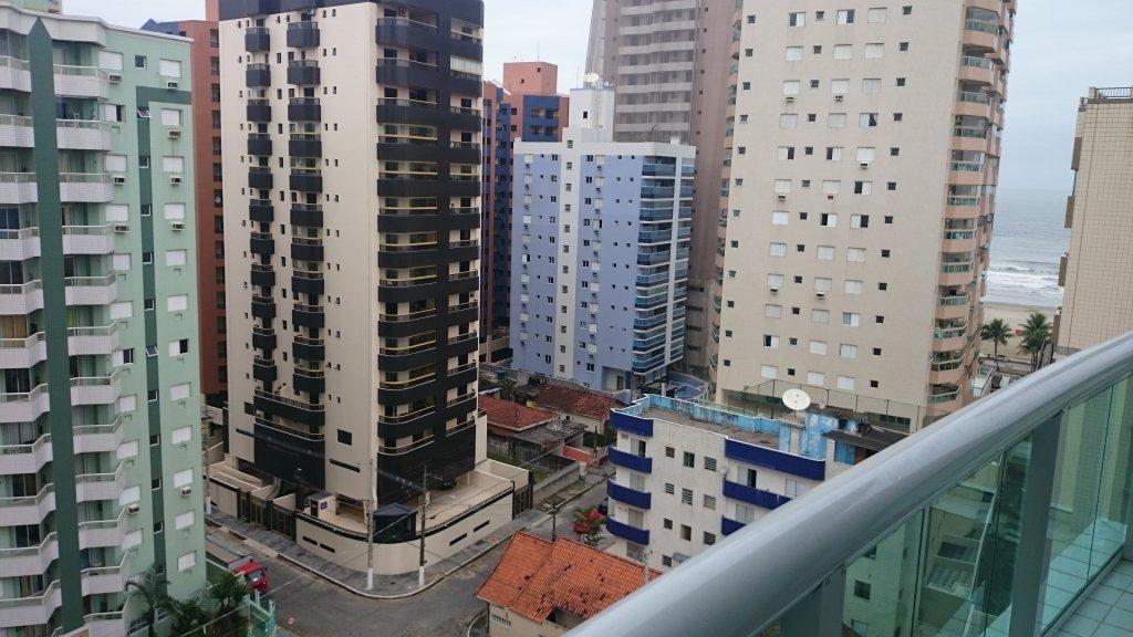 Vista ang 02 do apartamento com 1 dormitórios em AVIAÇÃO - PRAIA GRANDE