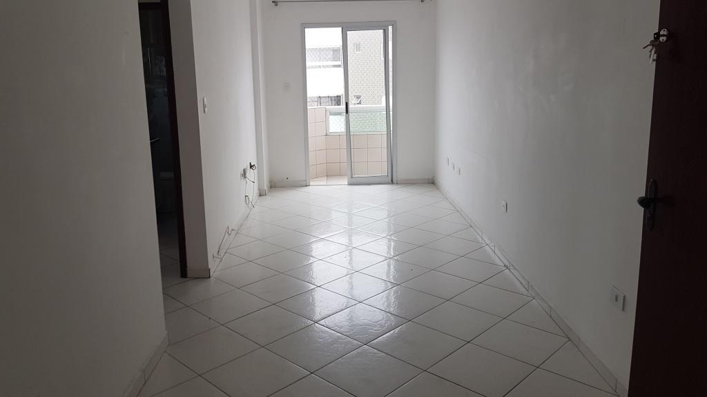 Sala do cobertura com 2 dormitórios em MIRIM - PRAIA GRANDE