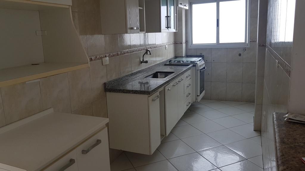 Cozinha ang 02 do cobertura com 2 dormitórios em MIRIM - PRAIA GRANDE