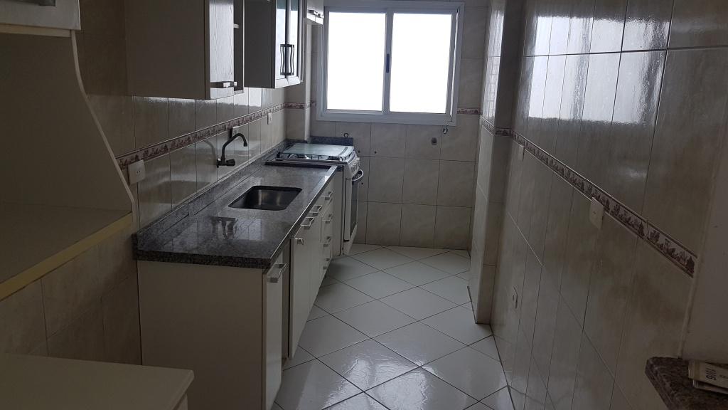 Cozinha ang 03 do cobertura com 2 dormitórios em MIRIM - PRAIA GRANDE