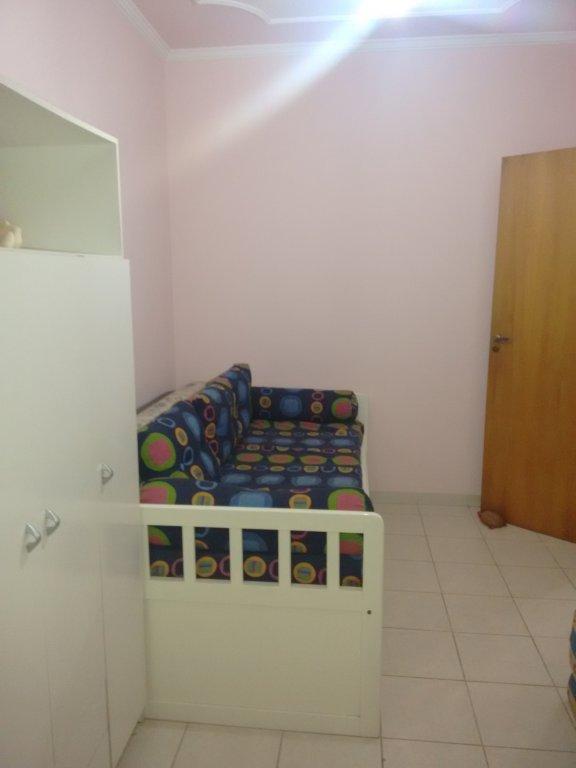 Dormitório ang 2 do apartamento com 2 dormitórios em CANTO DO FORTE - PRAIA GRANDE