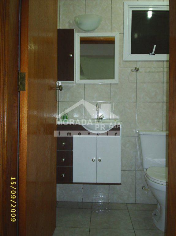 wc social do apartamento com 1 dormitórios em OCIAN - PRAIA GRANDE