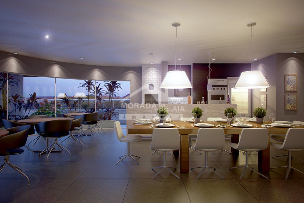 do apartamento com 1 dormitórios em GUILHERMINA - PRAIA GRANDE
