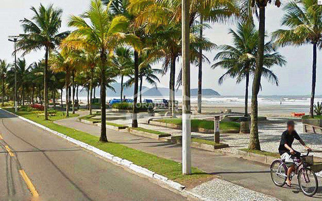 do apartamento com 2 dormitórios em Vila Guilhermina - Praia Grande