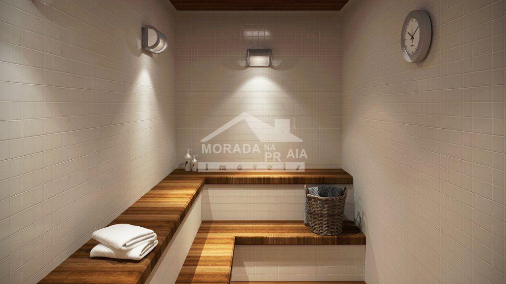 sauna do apartamento com 2 dormitórios em AVIAÇÃO - PRAIA GRANDE