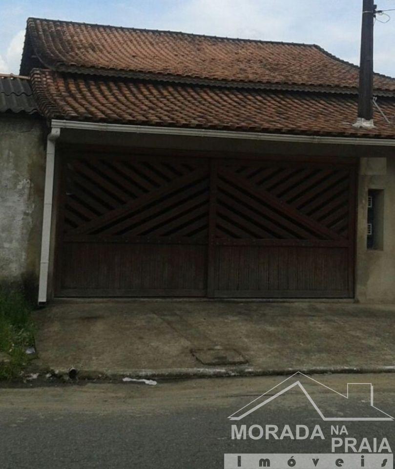 Fachada ang 02 do casa geminada com 2 dormitórios em Vila Sonia - Praia Grande